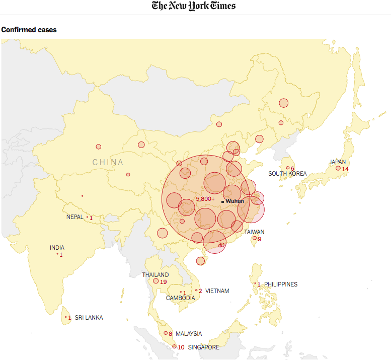 "Coronavirus Epidemic: WHO Declares a ""Fake"" Global Public Health Emergency"