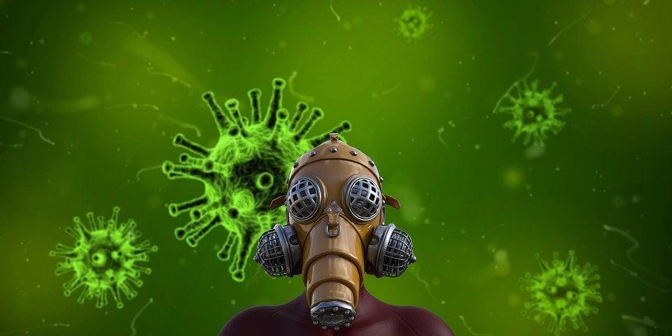 pandemia del virus della paura