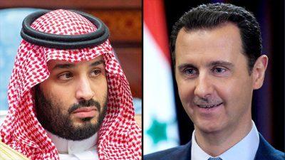 Syrien kommt aus der Kälte: Die Beziehung zwischen Saudi-Syrien erwärmt sich