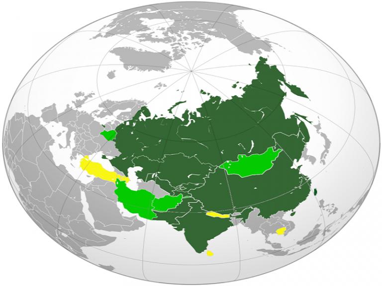 Geopolitische Verschiebungen: Im Osten bricht eine neue Zukunft an