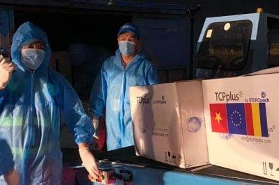 Rumänien stoppt Impfstoffeinfuhren, schließt Impfzentren und verlagert Impfstoffbestände in andere Länder