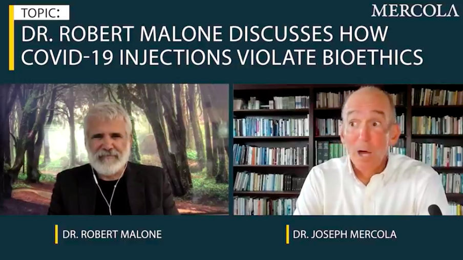 COVID-19 Injection Campaign Violates Bioethics Laws. Dr. Robert Malone - Global Research