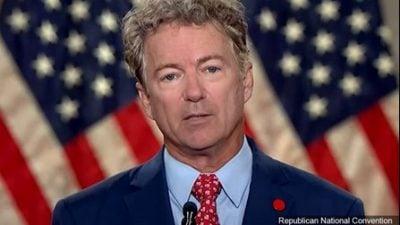 US-Senator Rand Paul ruft im TV zum Widerstand gegen die COVID-Tyrannei: leisten sie Widerstand, Sie können uns nicht alle verhaften (Video)